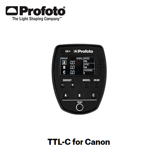 Air Remote TTL for Canon