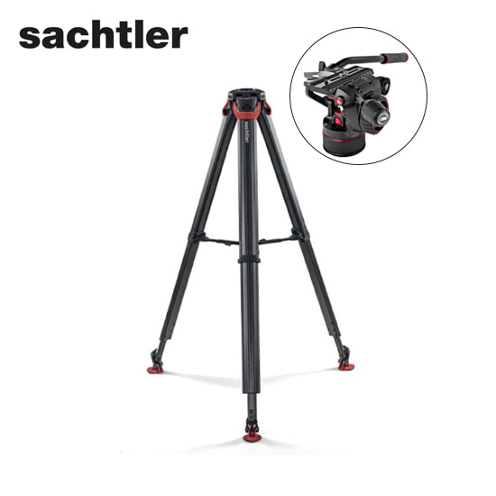 Sachtler  FlowTech 75 MS+Video Head